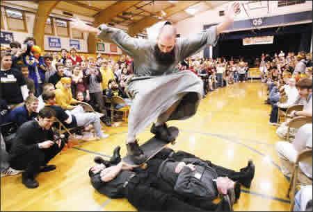 Skate Monk